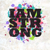 Evoke & Imagine - I Am Strong - Art Print & Canvas