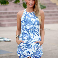 PRE ORDER - CHLOE PLAYSUIT (Expected Delivery 9th September, 2014) , DRESSES, TOPS, BOTTOMS, JACKETS & JUMPERS, ACCESSORIES, 50% OFF SALE, PRE ORDER, NEW ARRIVALS, PLAYSUIT, GIFT VOUCHER, Australia, Queensland, Brisbane
