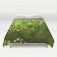 SPRING COMING Duvet Cover by Fiery Finn77