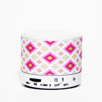 Teen Geometric Wireless Bluetooth Mini Speaker - Bluetooth Speaker