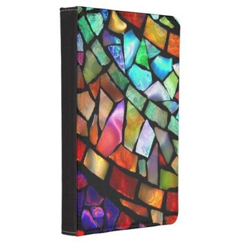 Mosaic Glass Kindle Touch Case