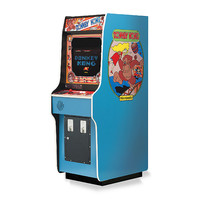 Refurbished Donkey Kong Arcade Game