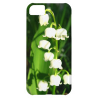 Lily Of The Valley Flowers iPhone 5C Cases