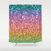 After the Rain Shower Curtain by Lisa Argyropoulos | Society6