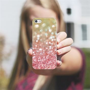 Champagne Tango iPhone 5s case by Lisa Argyropoulos | Casetify
