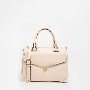 Structured Bag in Pink