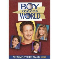 Boy Meets World: The Complete First Season (3 Discs) (Dual-layered DVD)