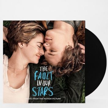 Various Artists - The Fault In Our Stars Soundtrack LP - Urban Outfitters