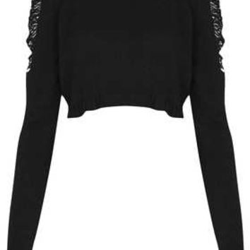 **TATTER KNIT BY RAGGED PRIEST