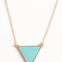 Mint Delight Necklace - $14.00 : ThreadSence.com, Your Spot For Indie Clothing &amp; Indie Urban Culture