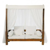 Canopy daybed CEYLAN - Canopy beds - Maisons du Monde
