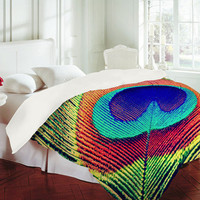 DENY Designs Home Accessories | Shannon Clark The Eye Duvet Cover