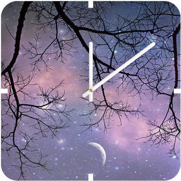 DENY Designs Home Accessories | Shannon Clark Twinkle Twinkle Custom Clock