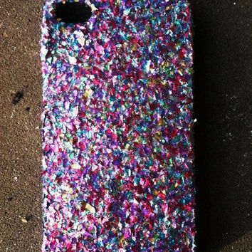 Mixed Glitter IPhone 4 4s Hard Cove.. on Luulla