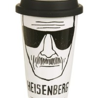 Breaking Bad Heisenberg Sketch Travel Mug