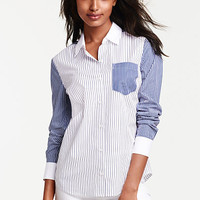 Button-front Blouse - Victoria's Secret
