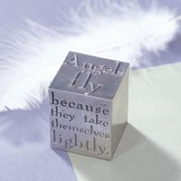 Angels Fly Paper Weight