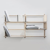 MONOQI | 3x2 Foldin' Shelf + 4 Boards