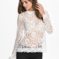 ALL LACE TOP