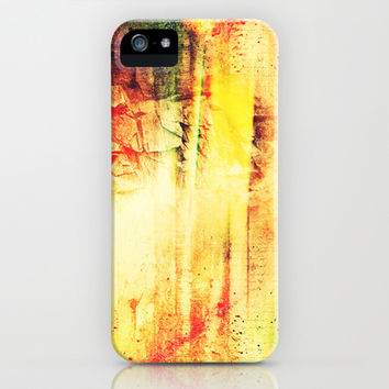 Existing In Thought iPhone & iPod Case by Timothy Davis