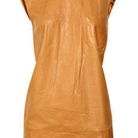 3.1 Phillip Lim Leather dress - 60% Off Now at THE OUTNET