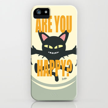 Happy Whim iPhone & iPod Case by BATKEI