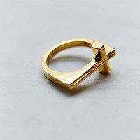 Mister Cross 2.0 Ring - Urban Outfitters