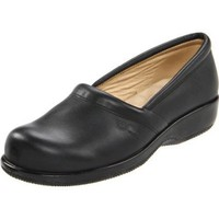 Softwalk Women`s Adora Slip-On,Black,8.5 W