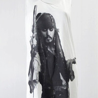 JOHNNY DEPP Captain Jack Sparrow Pirates Of The Caribbean