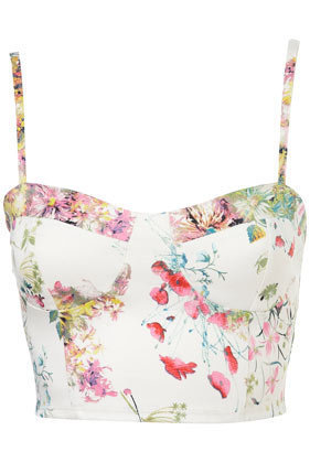 **Spring Meadow Bralet by Oh My Love - Tops  - Clothing