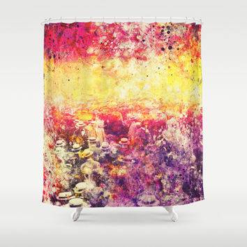 Captains & Kings Shower Curtain by Timothy Davis