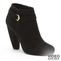 Ankle Booties - Women