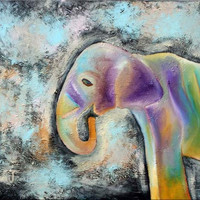 Elephant Art - Elle