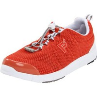 Propet Travel Walker II,Coral Mesh,8 W (D) US