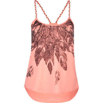 FULL TILT Feather Womens Lace Back Tank 199122571 | Tanks & Camis | Tillys.com