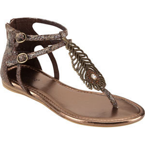 BAMBOO Ashley Womens Sandals 196285449 | Sandals | Tillys.com
