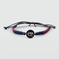 KEEP A BREAST Braided Bracelet 195219149 | Jewelry | Tillys.com