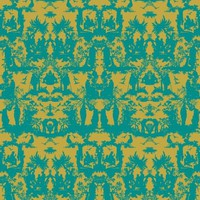 Timorous Beasties - Wallcoverings  - Decouper 2 Hand Print