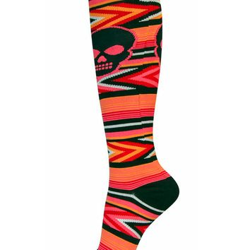Southwest Knee Socks by Loungefly (Pink)