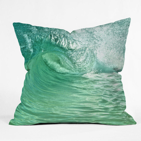 DENY Designs Home Accessories | Lisa Argyropoulos Within The Eye Throw Pillow