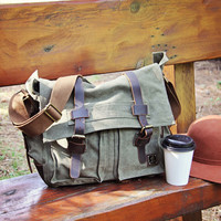 Trail Guide Tote - Sage