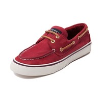 Womens Sperry Top-Sider Bahama Suede Boat Shoe
