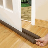 Twin Draft Guard Insulating - Brown