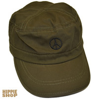 Peace Army Cap