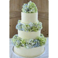 Wedding Cake Photo by Signe's Heaven Bound Bakery | WeddingWire - Polyvore