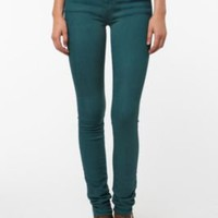 BDG Cigarette High-Rise Jean - Teal