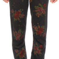 Obey Lola Floral Sweatpants