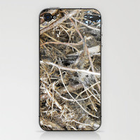 Tangled Branches iPhone & iPod Skin by CosmosDesignz | Society6