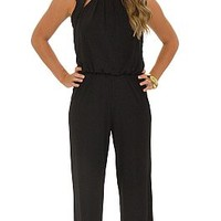 Of the Moment Jumper, Black
