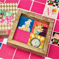 Alice in Wonderland Memory Game